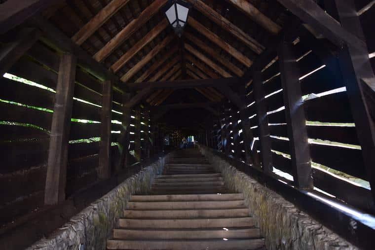 sighisoara vlad tepes transilvania romenia escadas