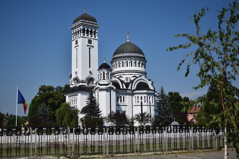 sighisoara vlad tepes transilvania romenia igreja ortodoxa