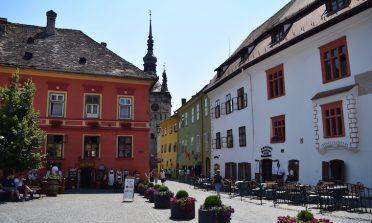 Sighisoara, Romênia: a cidade onde nasceu Vlad, o Empalador