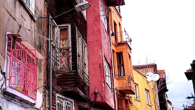 Tour pelo Golden Horn - Istambul