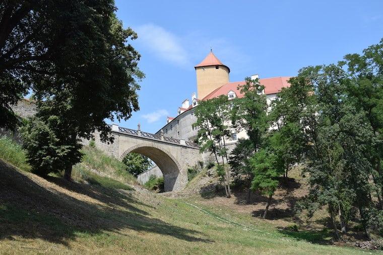 turismo em brno república tcheca castel