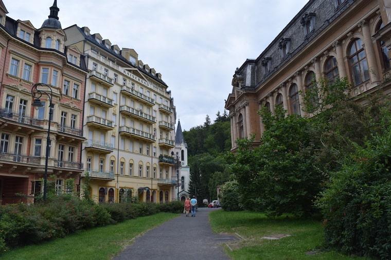 turismo karlovy vary república Tcheca área rica