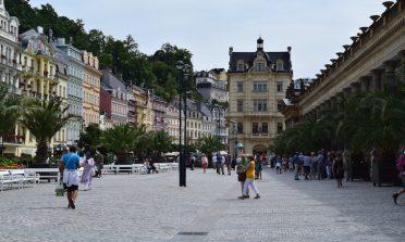Turismo em Karlovy Vary, a cidade das águas termais