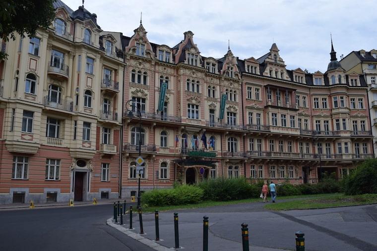 turismo karlovy vary república Tcheca hoteis da cidade