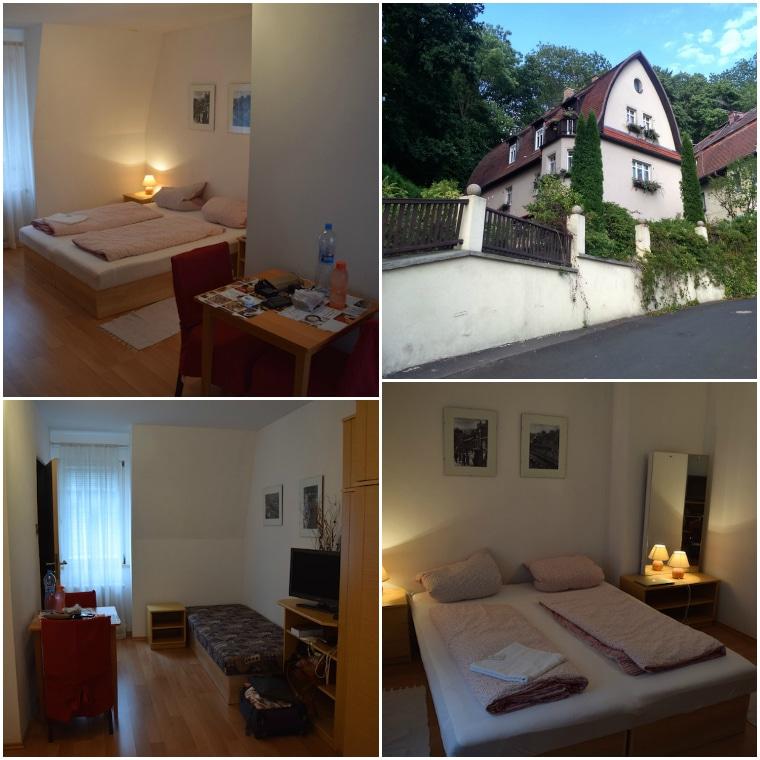 turismo karlovy vary república Tcheca hotel family pension