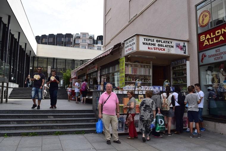 turismo karlovy vary república Tcheca platky