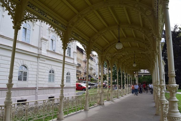 turismo karlovy vary república Tcheca snake caminho