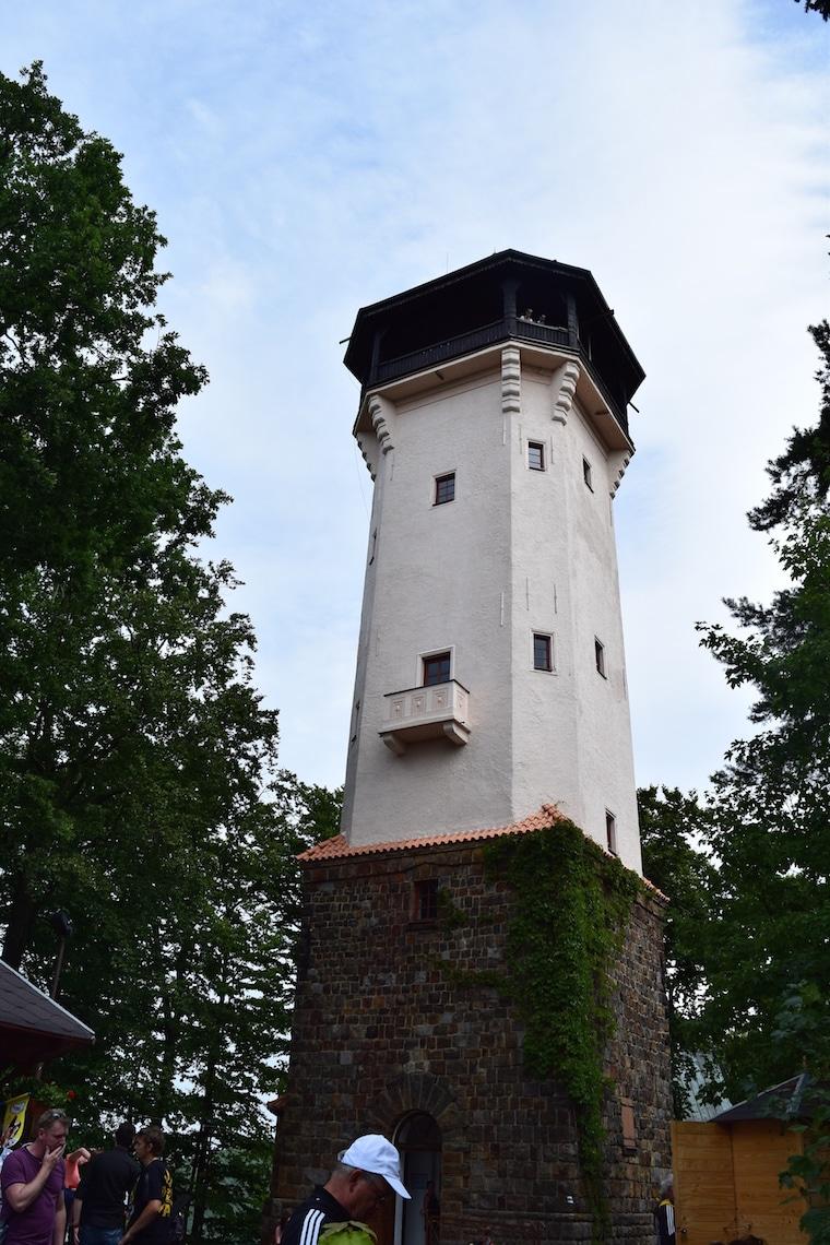turismo karlovy vary república Tcheca torre diana