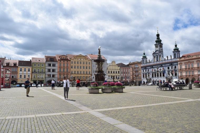 turismo república tcheca České Budějovice