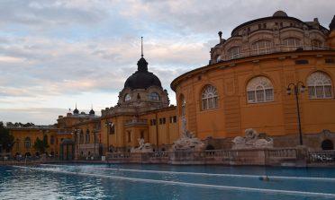Termas de Budapeste: a experiência em Széchenyi