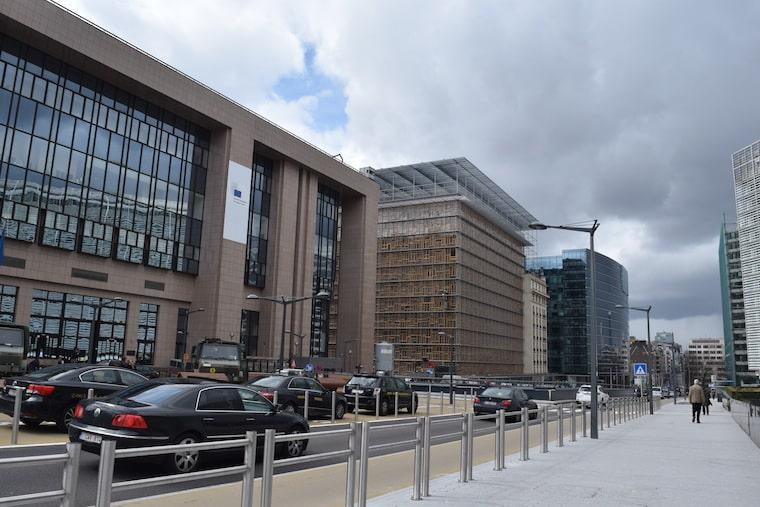 atentados em bruxelas comissão europeia