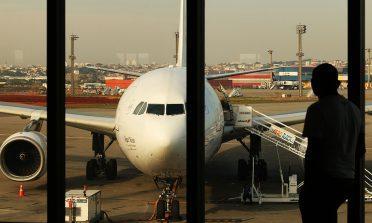 O verdadeiro medroso de avião