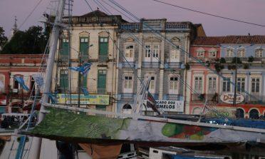 Revitalização e gentrificação na orla de Belém