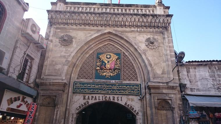 Grand Bazar de Istambul - Turquia