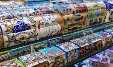 O Grande Bazar de Istambul: um dos maiores mercados do mundo