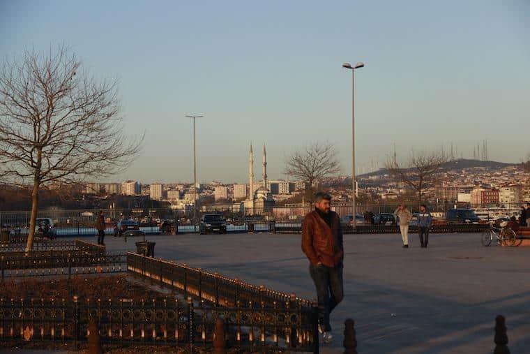 Istambul: Lado Asiático