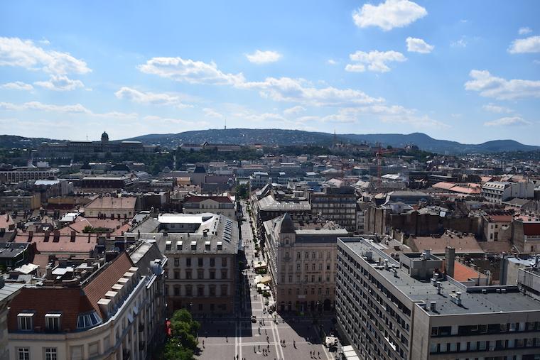 o que fazer em budapeste basilica topo