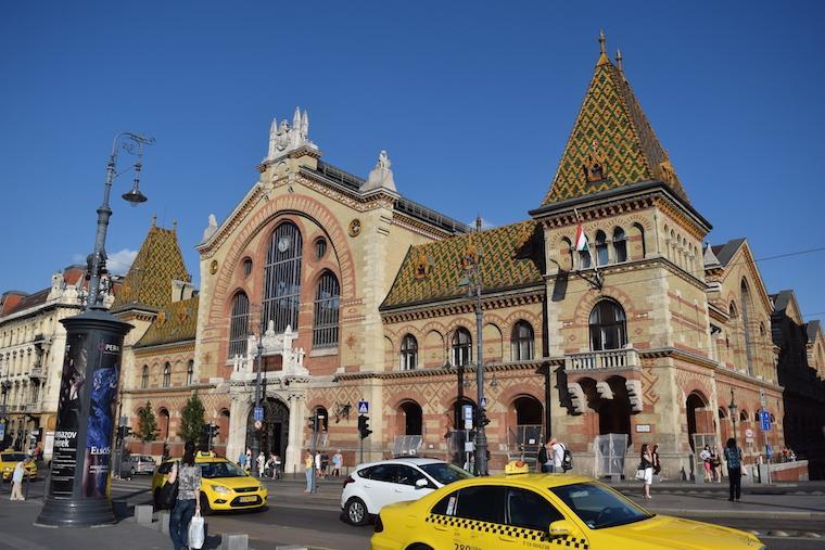 o que fazer em budapeste mercado municipal