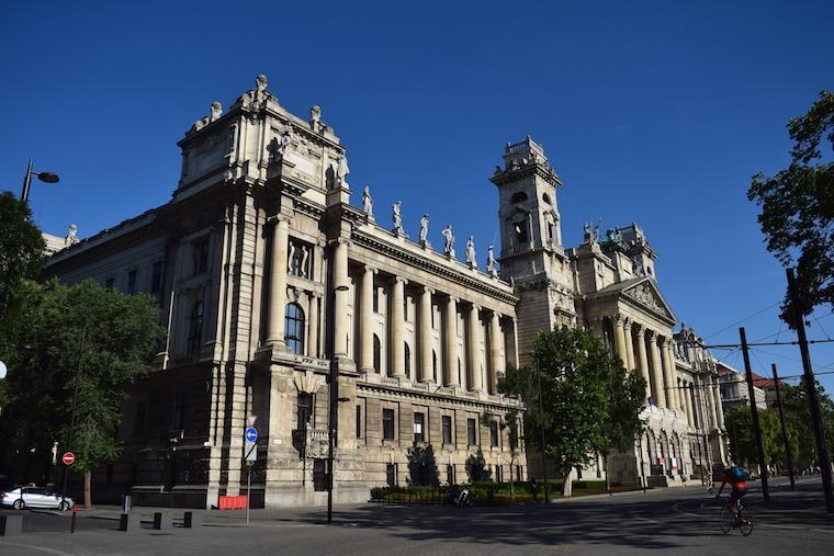 o que fazer em budapeste museu etnografico