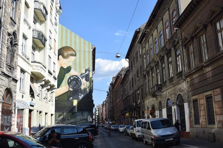 o que fazer em budapeste rua distrito judeu