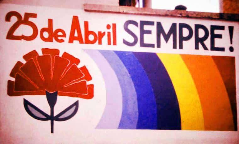 25 de abril portugal