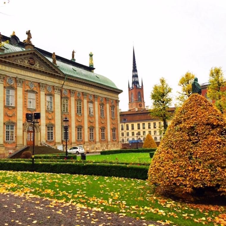 Gamla Stan Estocolmo Suécia
