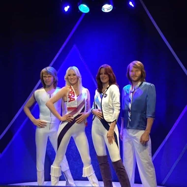 Museu do ABBA estocolmo suécia