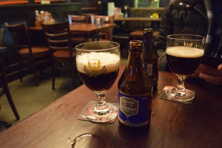 cerveja belga bares bruxelas bélgica chimay