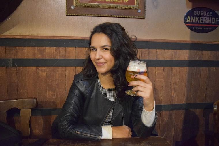 cerveja belga bares bruxelas bélgica luiza
