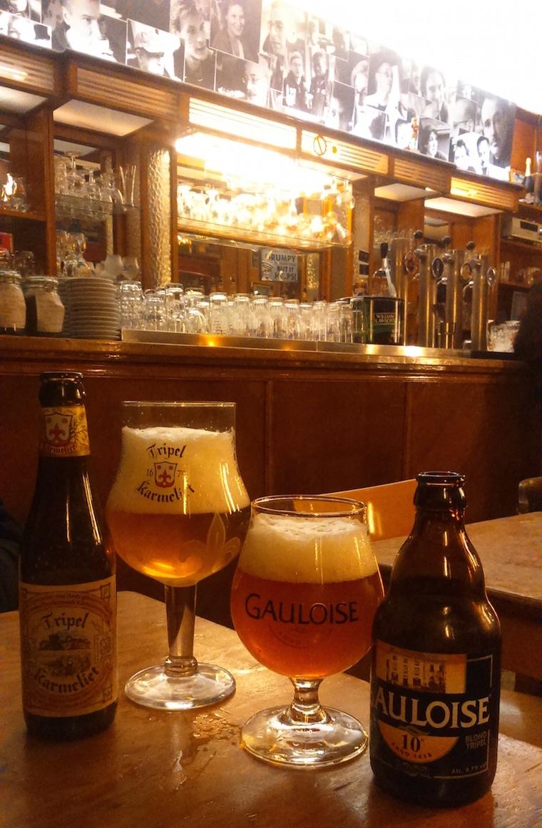 cerveja belga bares bruxelas bélgica lunion