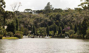 Lago Negro, em Gramado: passeio na Serra Gaúcha