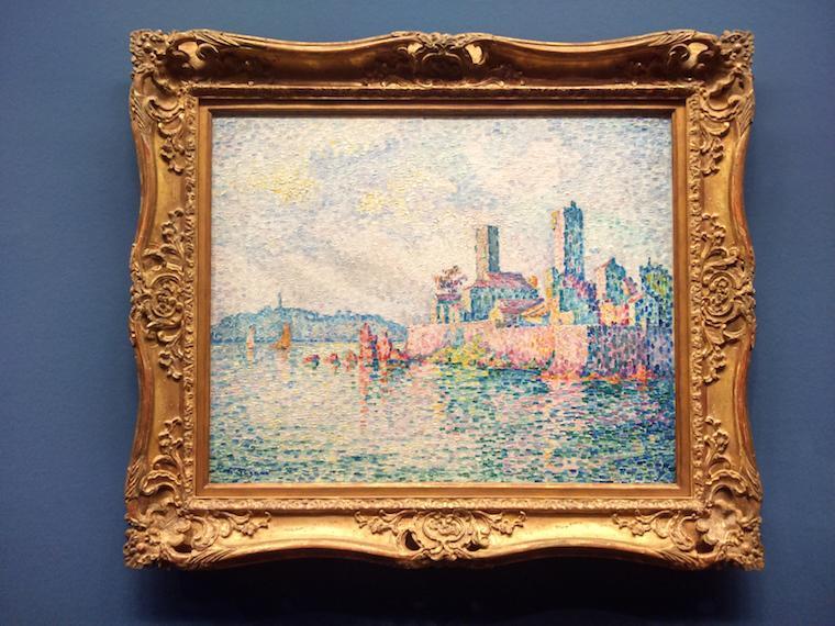 museus em viena albertina impressionismo