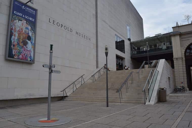 museus em viena leopold museum