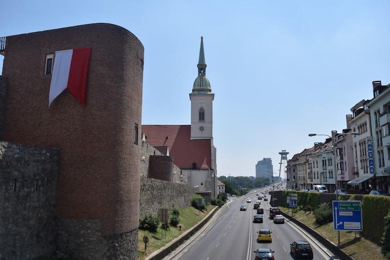 o que fazer em bratislava avenida soviéticos