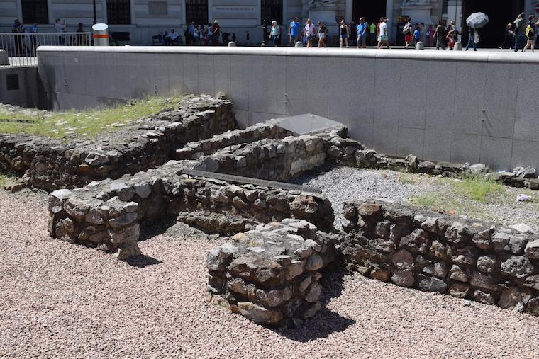 o que fazer em viena ruinas romanas