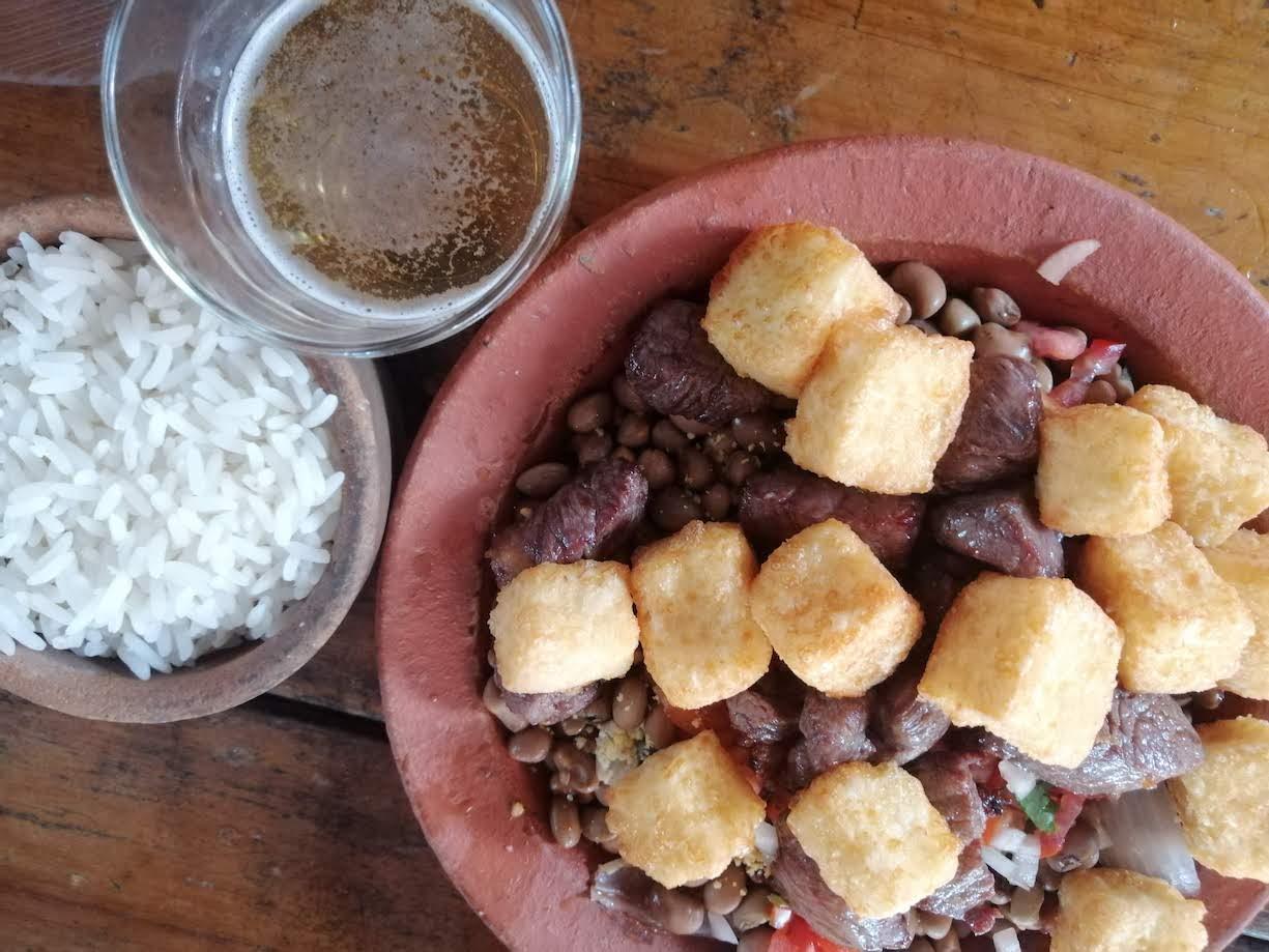 Onde comer em Recife: arrumadinho no mercado da Boa Vista