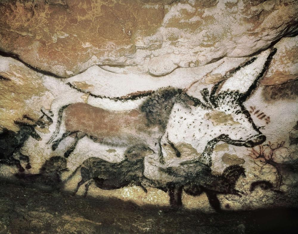 Cavernas de Lascaux, França