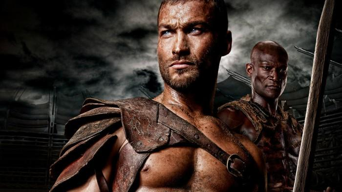 Spartacus-on-Netflix