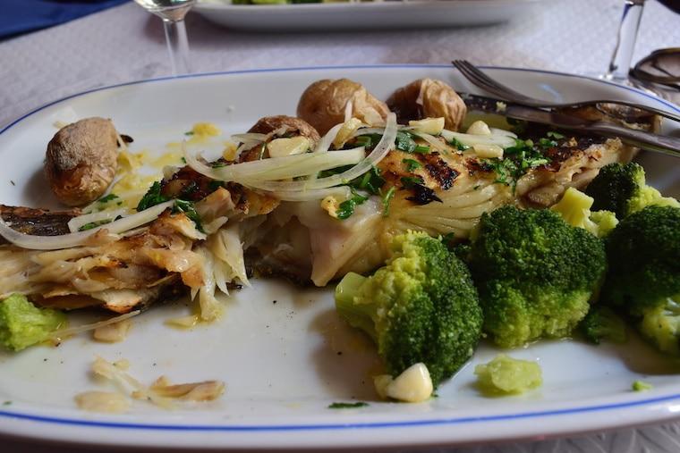 bacalhau a lagareiro culinária portuguesa