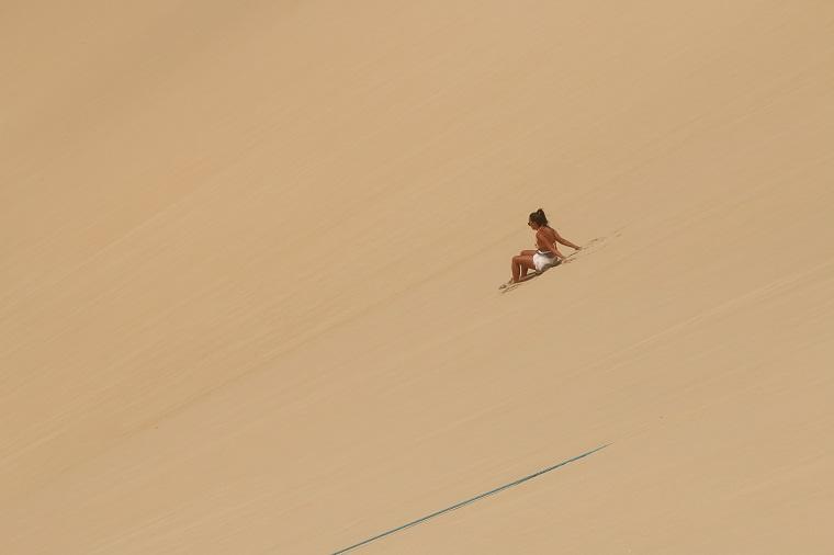 O que fazer em Jericoacoara esquibunda nas dunas