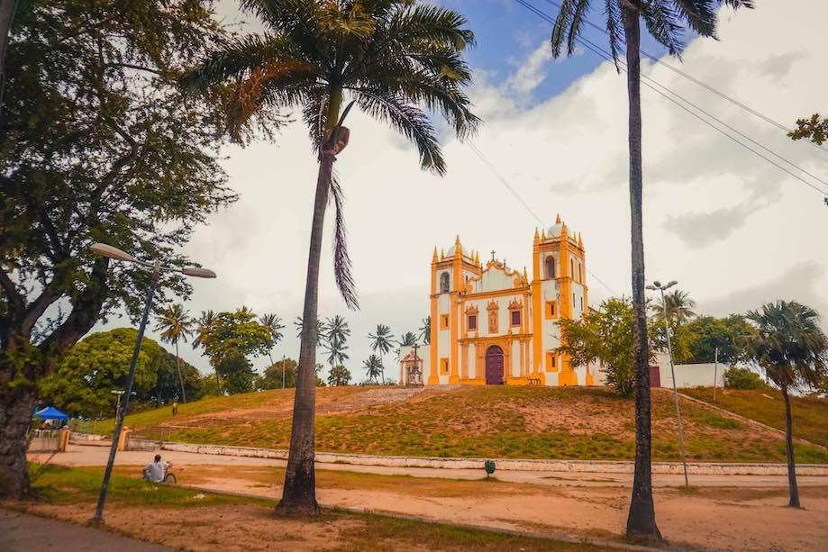 O que fazer em Olinda: Igreja do Carmo