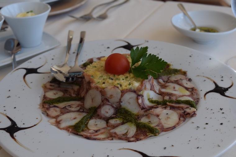 nazaré portugal polvo restaurante pangea