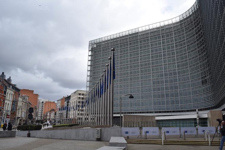 onde ficar em bruxelas distrito europeu