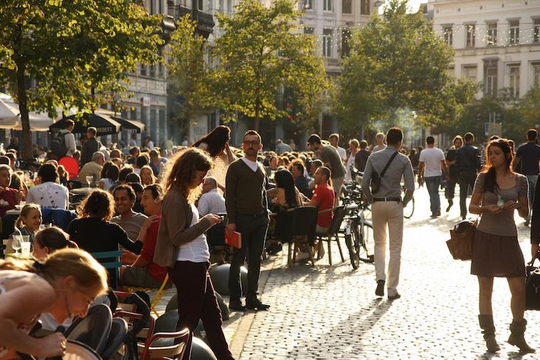 parvis saint-gilles onde ficar em bruxelas