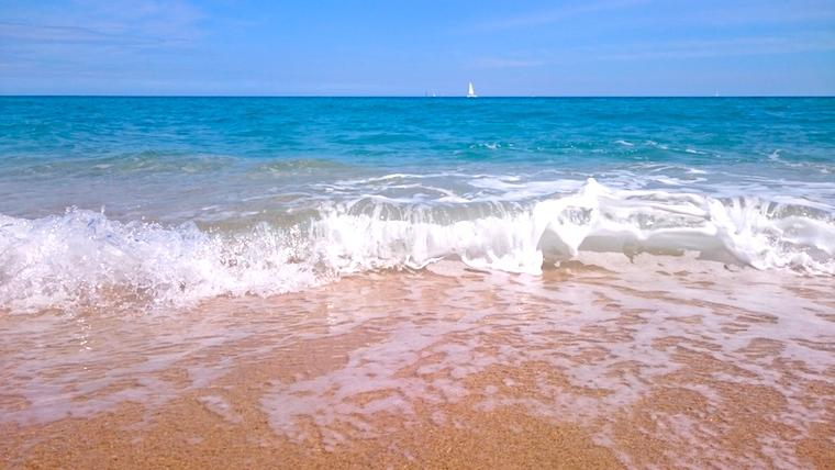 Praia de Badalona