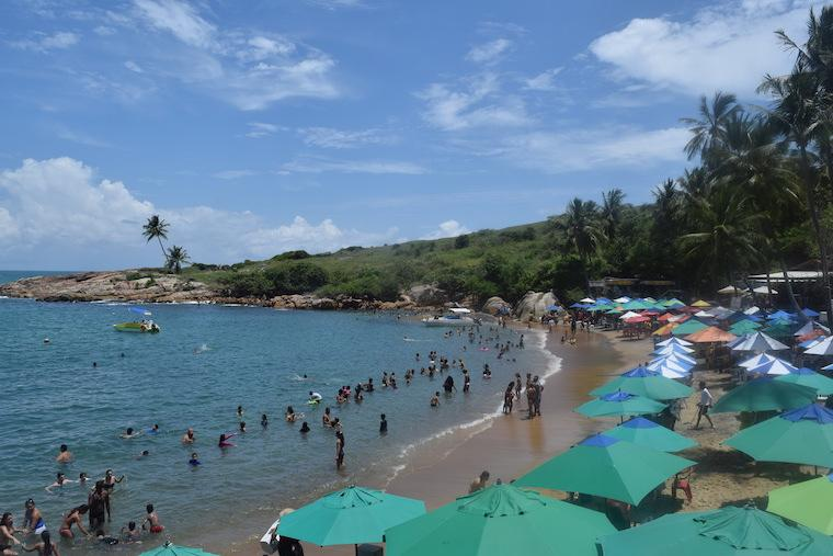praias de pernambuco brasil calhetas cheia