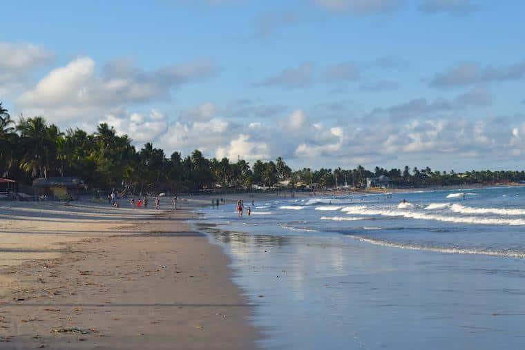 praias de pernambuco brasil carneiros