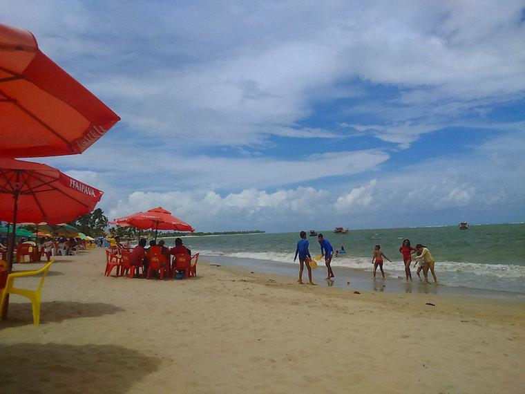 praias de pernambuco brasil coroa grande