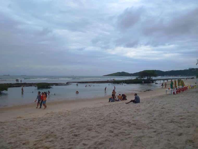 praias de pernambuco brasil enseada