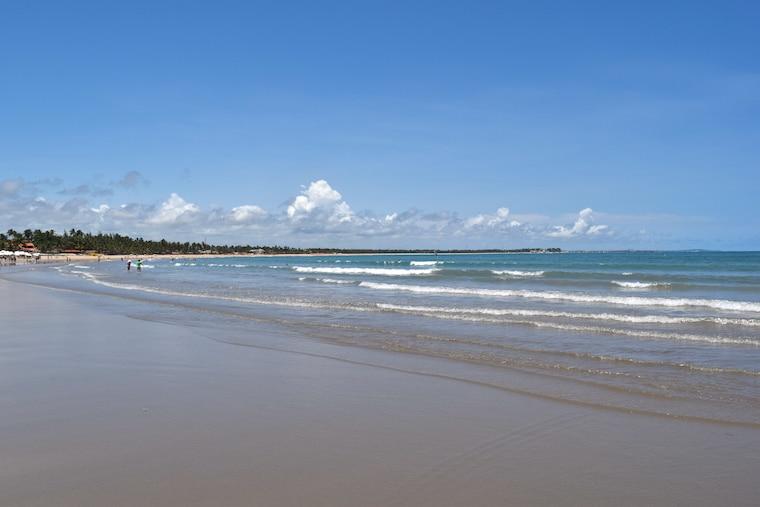 praias de pernambuco brasil pontal de maracaípe